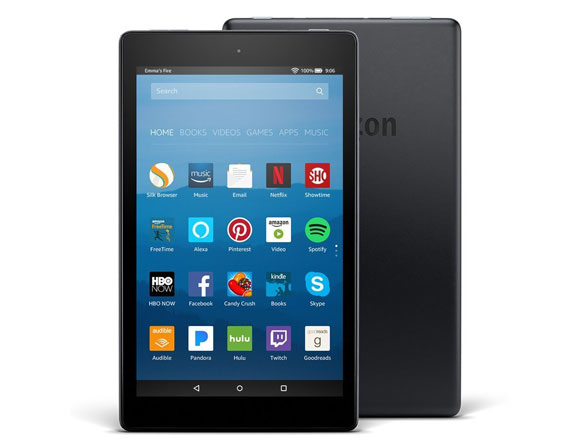 Amazon Kindle Fire HD 8 16 GB Wi-Fi 8""