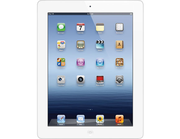 Apple iPad 3rd Gen 32 GB Wi-Fi + 4G LTE (AT&T) 9.7""