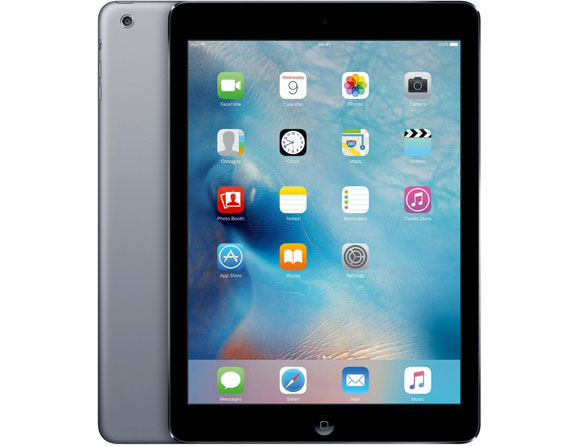 Apple iPad Air 128 GB Wi-Fi + 4G LTE (AT&T) 9.7""