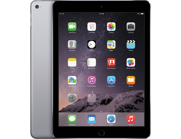 Apple iPad Air 2 16 GB Wi-Fi + Cellular 9.7""