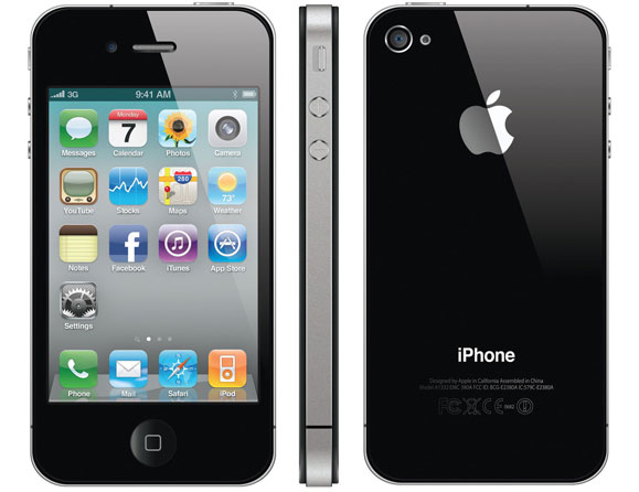Apple iPhone 4 16 GB (AT&T)