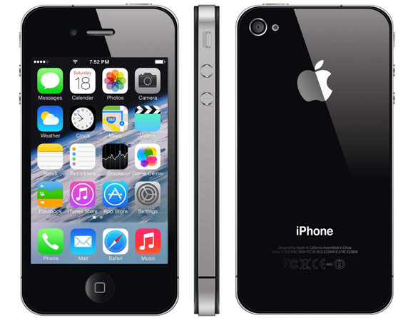 Apple iPhone 4s 32 GB (AT&T)