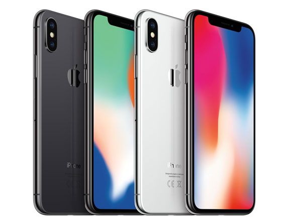 Apple iPhone X 64 GB (Verizon) 5.8""