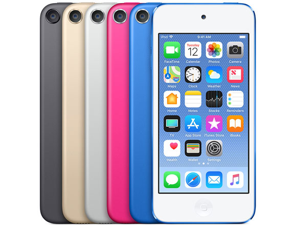 Sell your iPod touch 6th Gen today!
