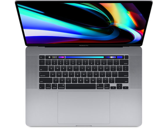 "Apple MacBook Pro Touch Bar/ID Core i9 2.3 GHz 16"" MVVM2LL/A or MVVK2LL/A"
