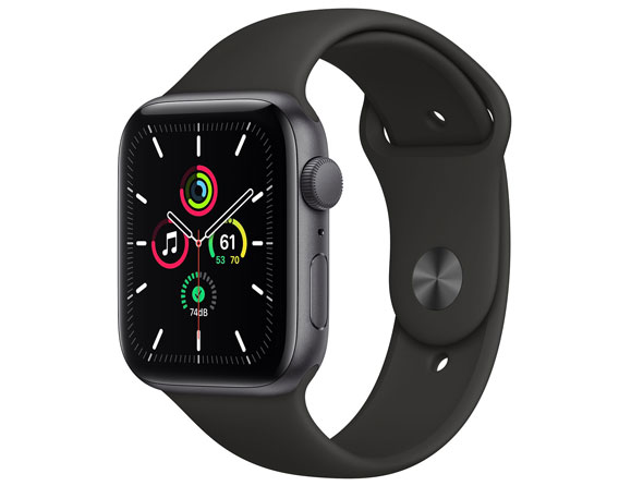 Apple Watch SE Aluminum Case 44mm (GPS)