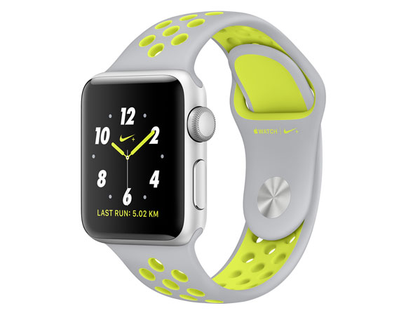 Nike+ Aluminum Case 38mm