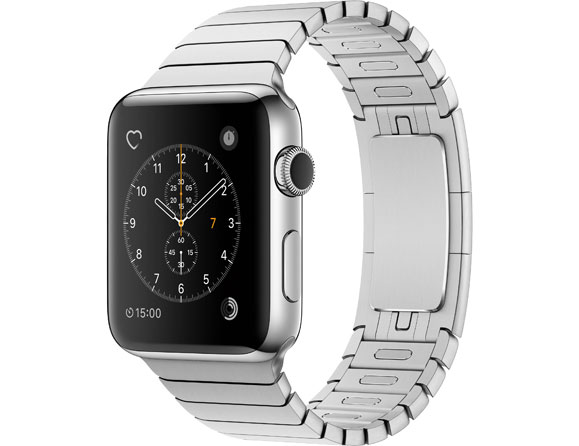 Stainless Steel Case 38mm