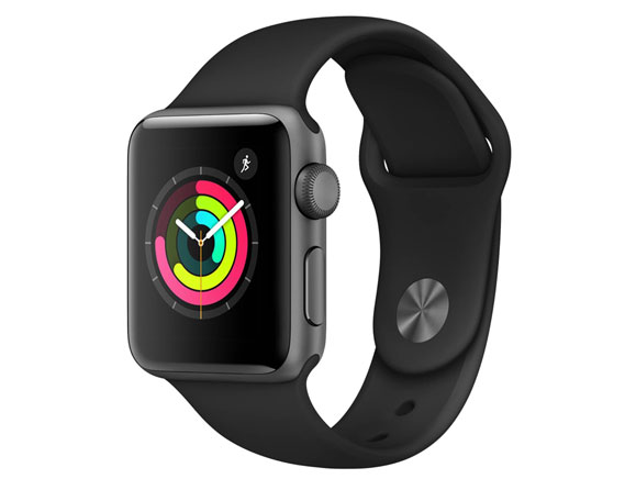 Apple Watch Series 3 Aluminum Case 42mm (GPS)