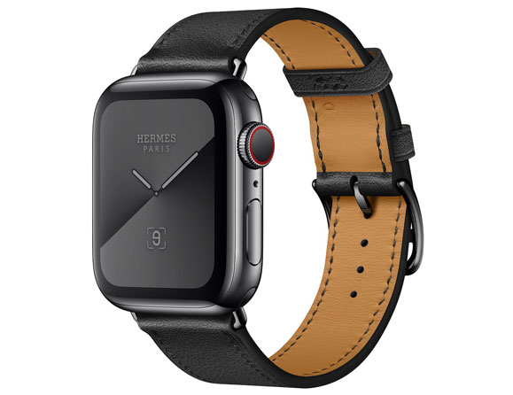 Apple Watch Series 5 Hermes Stainless Steel Case 40mm (GPS + Cellular)