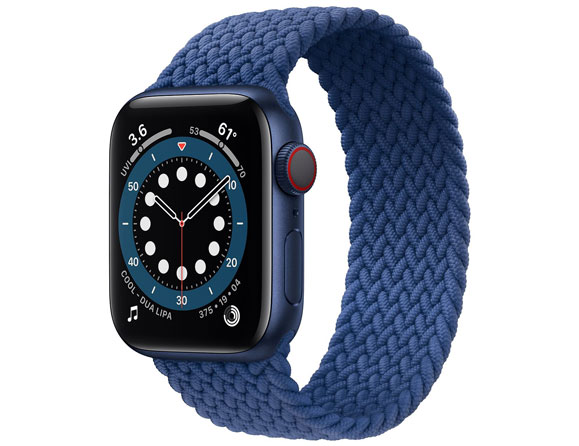 Apple Watch Series 6 Aluminum Case 40mm (GPS + Cellular)