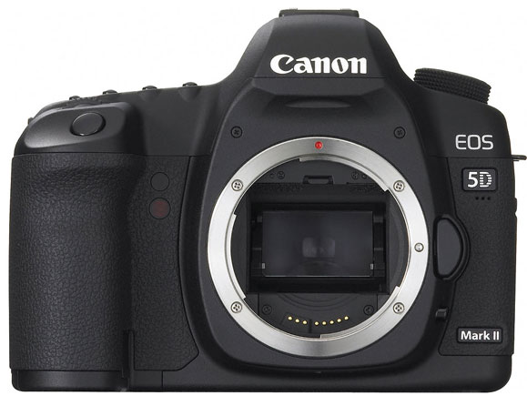Canon EOS 5D 21.1 MP Body Only Mark II