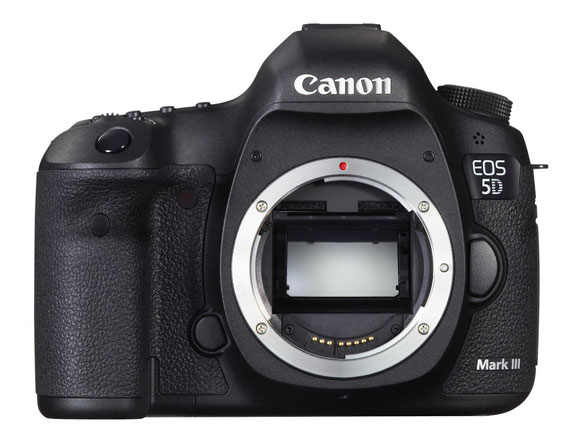 Canon EOS 5D 22.3 MP Body Only Mark III