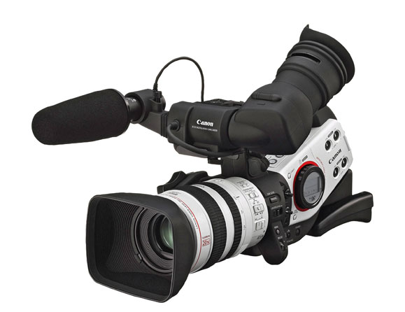 Canon XL2 3CCD MiniDV with 20x Zoom Lens