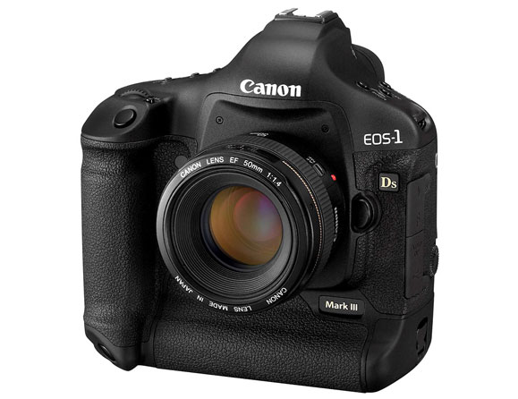 Canon EOS-1Ds 21.1 MP Body Only Mark III