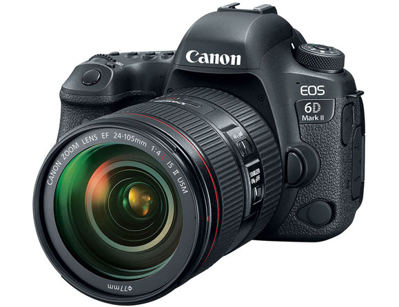26.2 MP with 24-105mm USM Zoom Lens