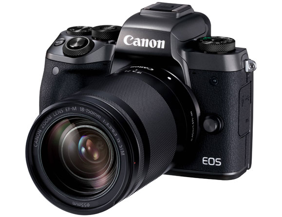 24.2 MP with 18-150mm IS STM Zoom Lens