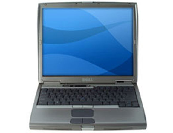 Dell Latitude D610 Centrino or Pentium M 1.6 to 2.0 GHz 14.1""