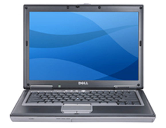 Dell Latitude D620 Core Duo 1.6 to 1.83 GHz 14.1""