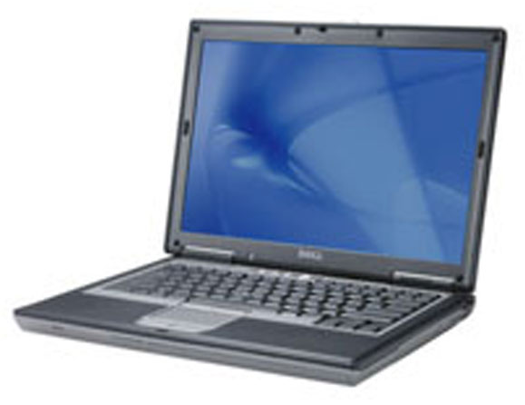 Dell Latitude D820 Core 2 Duo 1.6 to 2.33 GHz 15.4""