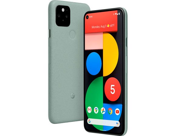 Sell your Pixel 5 today!