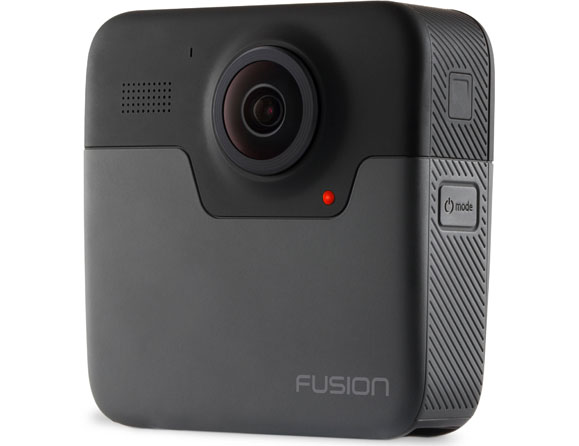 GoPro Fusion 360 Degree Camera CHDHZ-103