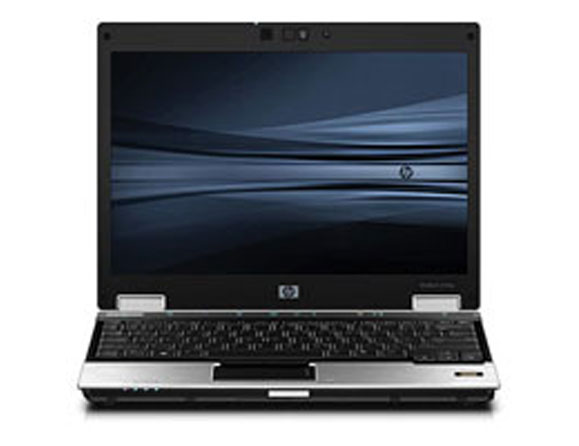 HP EliteBook 2530p Core 2 Duo 1.6 to 2.0 GHz 12.1""