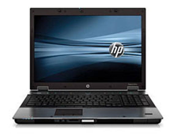 HP EliteBook 8740w Core i5 2.4 to 2.53 GHz 17""