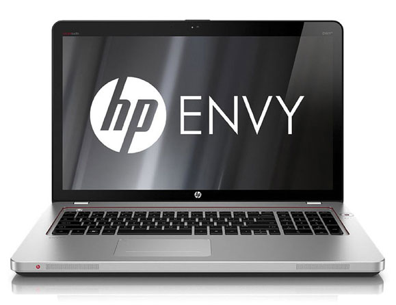 HP ENVY 17 Core i7 2.3 to 2.7 GHz 17.3""
