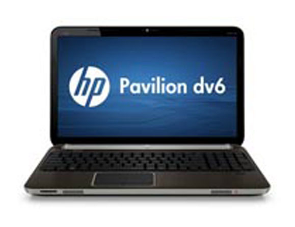 HP Pavilion dv6 AMD A6 1.4 to 2.0 GHz 15.6""