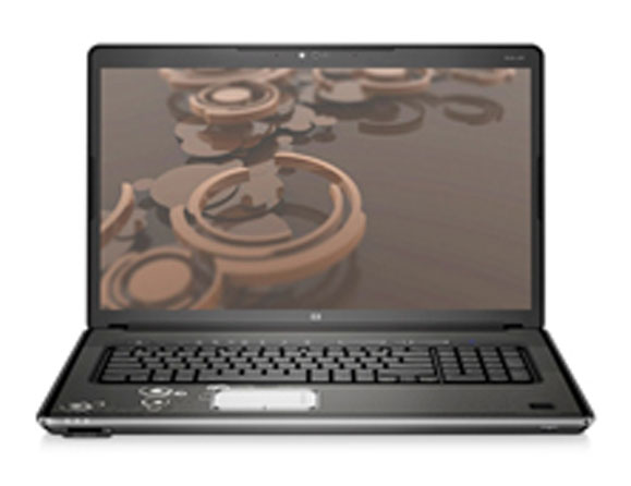HP Pavilion dv8t Core i7 1.6 to 2.0 GHz 18.4""