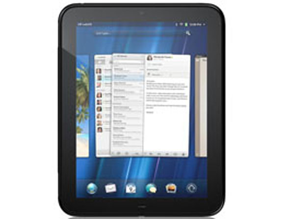 "HP TouchPad 64 GB Wi-Fi 9.7"" FB456UT#ABA"