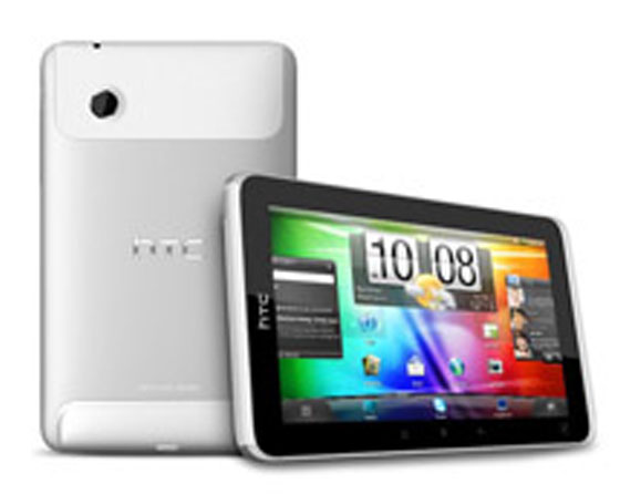 HTC Flyer Tablet 16 GB 7""