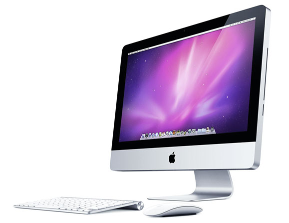 "Apple iMac Core i5 2.5 GHz 21.5"" MC309LL/A"