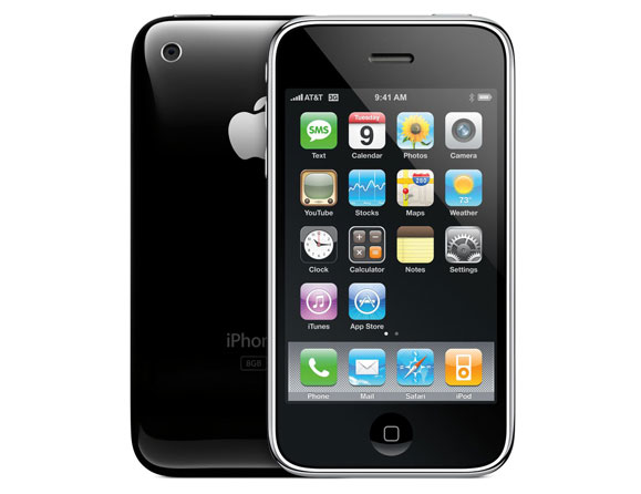 Apple iPhone 3G 8 GB (AT&T)