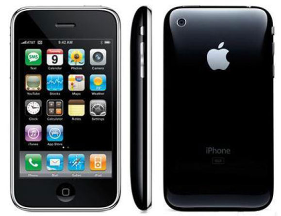 Apple iPhone 3GS 8 GB (AT&T)