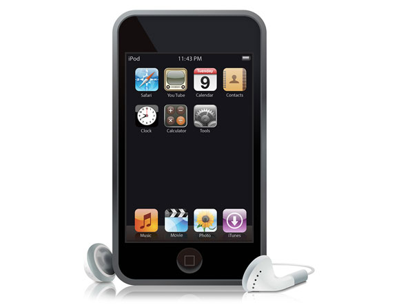 iPod touch 1 (Original)