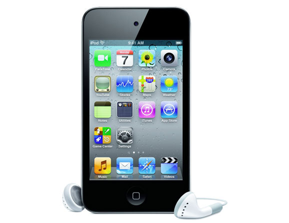 Apple iPod touch 2nd Gen 32 GB Black MB533LL/A