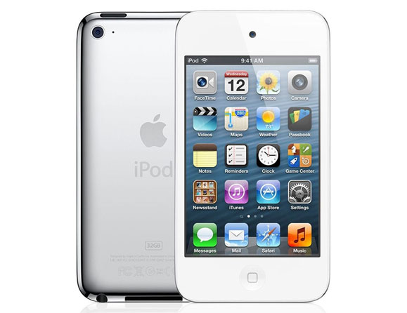 Apple iPod touch 4th Gen 32 GB White MD058LL/A