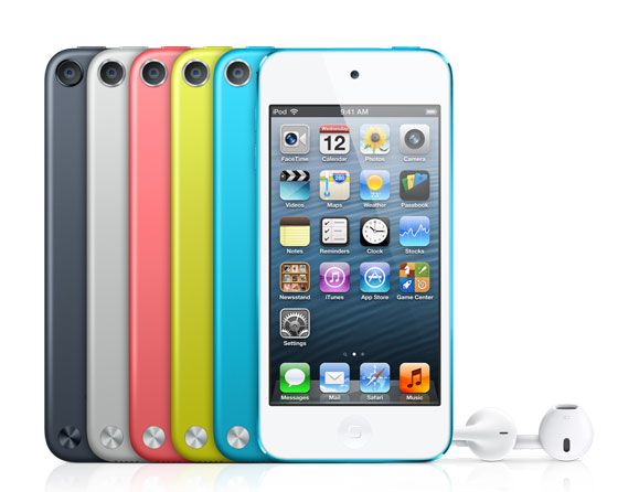 Apple iPod touch 5th Gen 64 GB MD724LL/A