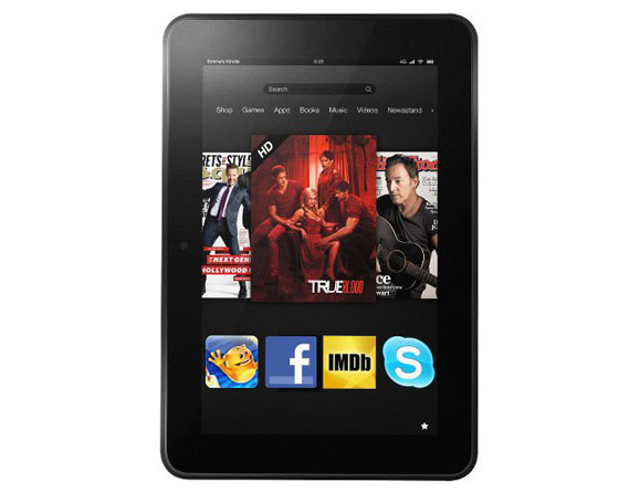 Amazon Kindle Fire HD 64 GB Wi-Fi + 4G LTE 8.9""