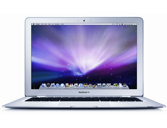 "Apple MacBook Air Core 2 Duo 2.13 GHz 13"" MC234LL/A"