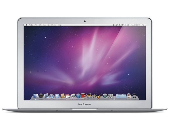 "Apple MacBook Air Core 2 Duo 2.13 GHz 13"" BTO/CTO"