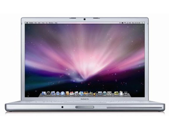 "Apple MacBook Pro Core 2 Duo 2.5 GHz 15"" MB134LL/A"