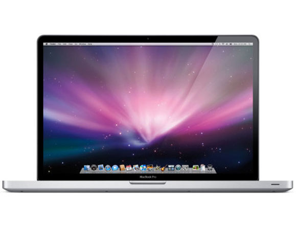 "Apple MacBook Pro Core 2 Duo 3.06 GHz 17"" BTO/CTO"