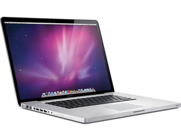 "Apple MacBook Pro Core i5 2.53 GHz 17"" MC024LL/A"