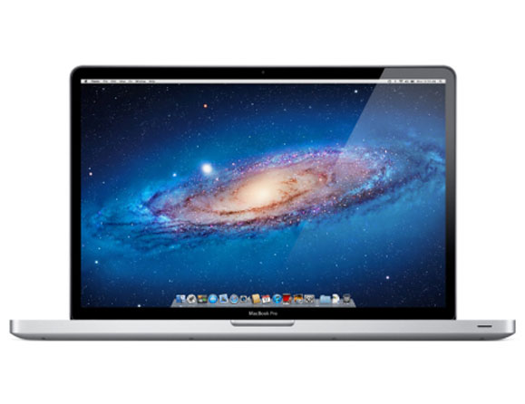 "Apple MacBook Pro Core i7 2.2 GHz 17"" MC725LL/A"