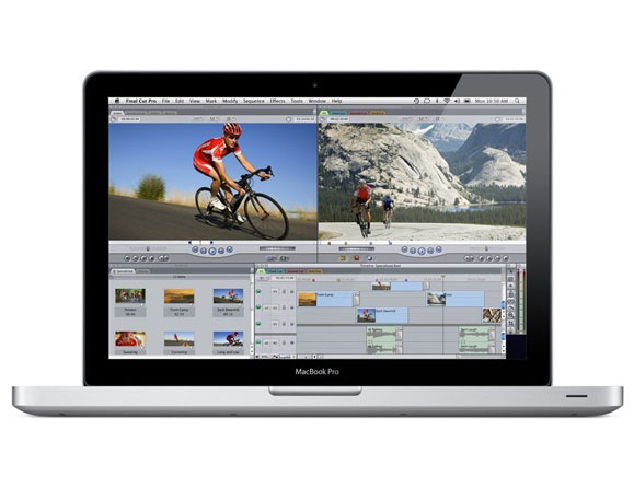 "Apple MacBook Pro Core i5 2.4 GHz 13"" MD313LL/A"