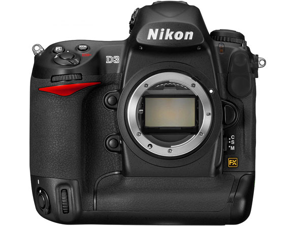 Nikon D3 12.1 MP Body Only