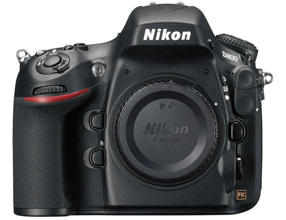 Nikon D800 36.3 MP Body Only